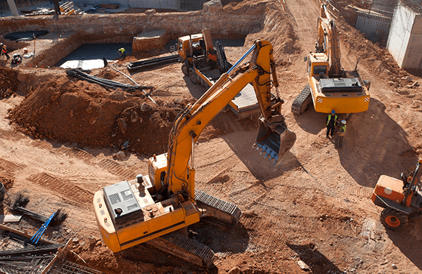 The Top 5 Ways Asset Tracking Solutions Improve Efficiency on the Construction Site
