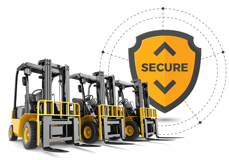 Increase asset security & reduce theft